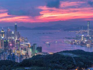 Hong Kong Image by Steven Yu from Pixabay