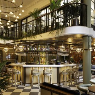 London's hottest new private members club is Pavilion