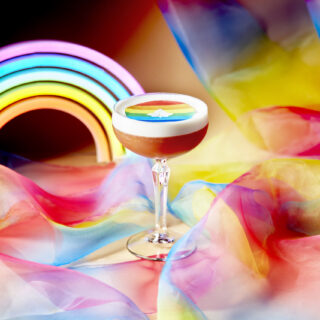 Look at this beaut! Celebrating Pride at The Ivy Soho Brasserie this September