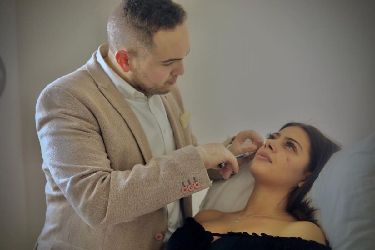 Dr Ahmed has clinics in London, Leeds and Mayfair and offers a wide range of treatments