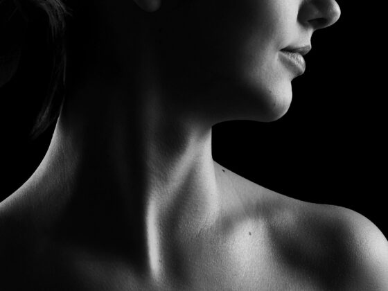 How To Tighten Neck Skin: 4 Tips And Treatments Sponsored Post: Image by Barbora Hnyková from Pixabay